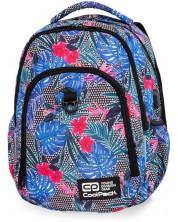 Ghiozdan scolar Cool Pack Strike - Aloha Blue, cu port USB