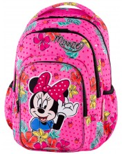 Ghiozdan scolar Cool Pack Spark L - Minnie Mouse Tropical