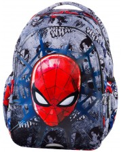 Ghiozdan scolar Cool Pack Joy S - Spiderman Black