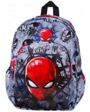 Ghiozdan pentru gradinita Cool Pack Toby - Spiderman Black