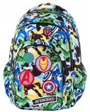 Ghiozdan scolar Cool Pack Spark L - Avengers Badges