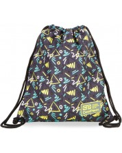 Sac sport cu siret Cool Pack Solo - Sketch