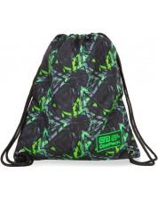 Sac sport cu siret Cool Pack Solo - Electric Green
