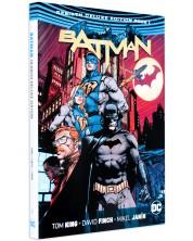 Batman: The Rebirth Deluxe Edition - Book 1