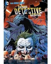 Batman: Detective Comics Vol. 1: Faces of Death (The New 52)