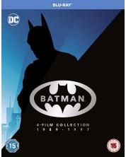 Batman - Anthology 1989 - 1997 (Blu-Ray) - fara subtitrare in romana
