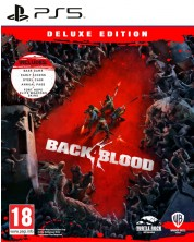 Back 4 Blood: Deluxe Edition (PS5) -1