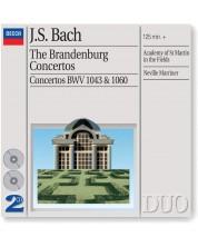 Various Artists - Bach, J.S.: the Brandenburg Concertos etc (2 CD)