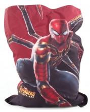 Fotoliu puf Disney - Spiderman, 50 х 80 х 70 cm