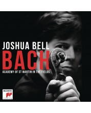 Joshua Bell - Bach: Works for Violin (CD)