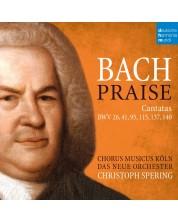 Christoph Spering - Bach: Praise - Cantatas (2 CD)