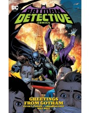 Batman Detective Comics, Vol. 3: Greetings from Gotham