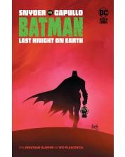 Batman Last Knight on Earth (DC Black Label Edition)