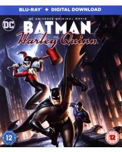 Batman And Harley Quinn (Blu-Ray) -1