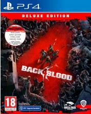 Back 4 Blood: Deluxe Edition (PS4)
