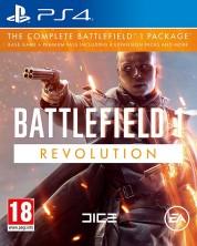 Battlefield 1 Revolution (PS4)