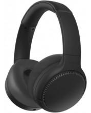 Casti wireless cu microfon Panasonic - RB-M300BE-K, negre