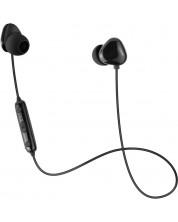 Casti wireless cu microfon ACME - BH104, negre