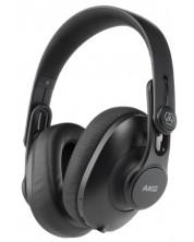 Casti wireless AKG - K361BT, negre