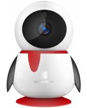 Camera de supraveghere video wireless Wi-Fi Kikka Boo - Penguin -1