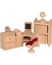 Set mini mobilier din lemn Beluga - Cabinet -1
