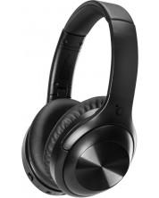 Casti wireless cu microfon ACME - BH316, ANC, negre