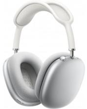 Casti wireless Apple - AirPods Max, argintii