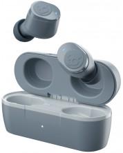 Casti wireless cu microfon Skullcandy - Jib True, TWS, gri