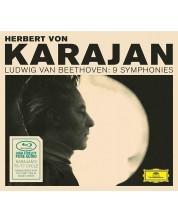 Berliner Philharmoniker - Beethoven: The Symphonies (Blu-Ray)