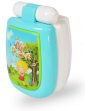 Jucarie pentru bebelusi Moni - Telefon K999-95B, Green -1