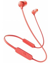 Casti wireless JBL - Tune 115BT, rosii