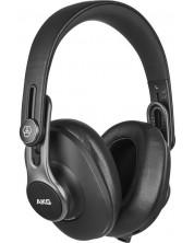 Casti wireless AKG - K371BT, negre