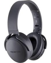 Casti wireless cu microfon Boompods - Headpods Pro, negre