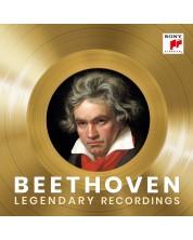 Various Artists - Beethoven, Legendary Recordings (CD Box)