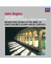Benedictine Monks of the Abbey of St. Maurice & St. Maur, Clevaux - Gregorian Chant (CD)