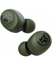 Casti wireless cu microfon JLab - GO Air, TWS, verzi