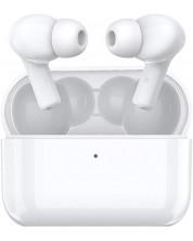 Casti wireless cu microfon Honor - Choice, TWS, albe