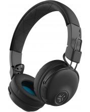 Casti wireless cu microfon JLab - Studio, negre