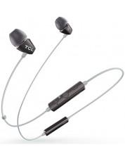 Casti wireless cu microfon TCL - SOCL100BT, negre