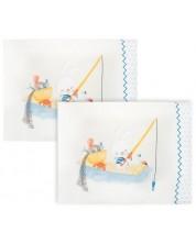 Set 2 fete de perna Kikka Boo - The Fish Panda -1