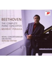 Murray Perahia, Concertgebouw Orchestra- Beethoven: the Complete Piano Concertos (3 CD)