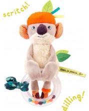 Zornaitoare pentru bebelusi Moulin Roty Dans la jungle - Koala Koso -1
