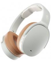 Casti wireless cu microfon Skullcandy - Hesh ANC, albe