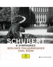 Berliner Philharmoniker - Schubert: 8 Symphonies (4 CD)