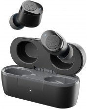 Casti wireless cu microfon  Skullcandy - Jib True, TWS,negre