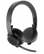 Casti wireless Logitech - Zone wireless, graphite