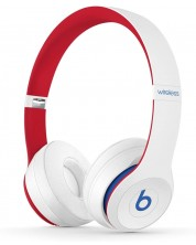 Casti wireless Beats by Dre - Beats Solo3 Club Collection, albe/rosii