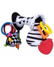 Jucarie pentru bebelusi Bali Bazoo - Twister -1