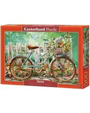 Puzzle Castorland de 500 piese - Calatorie frumoasa