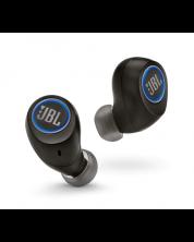 Casti JBL FREEX - negrie, Wireless